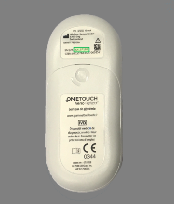 OneTouch Verio Reflect®